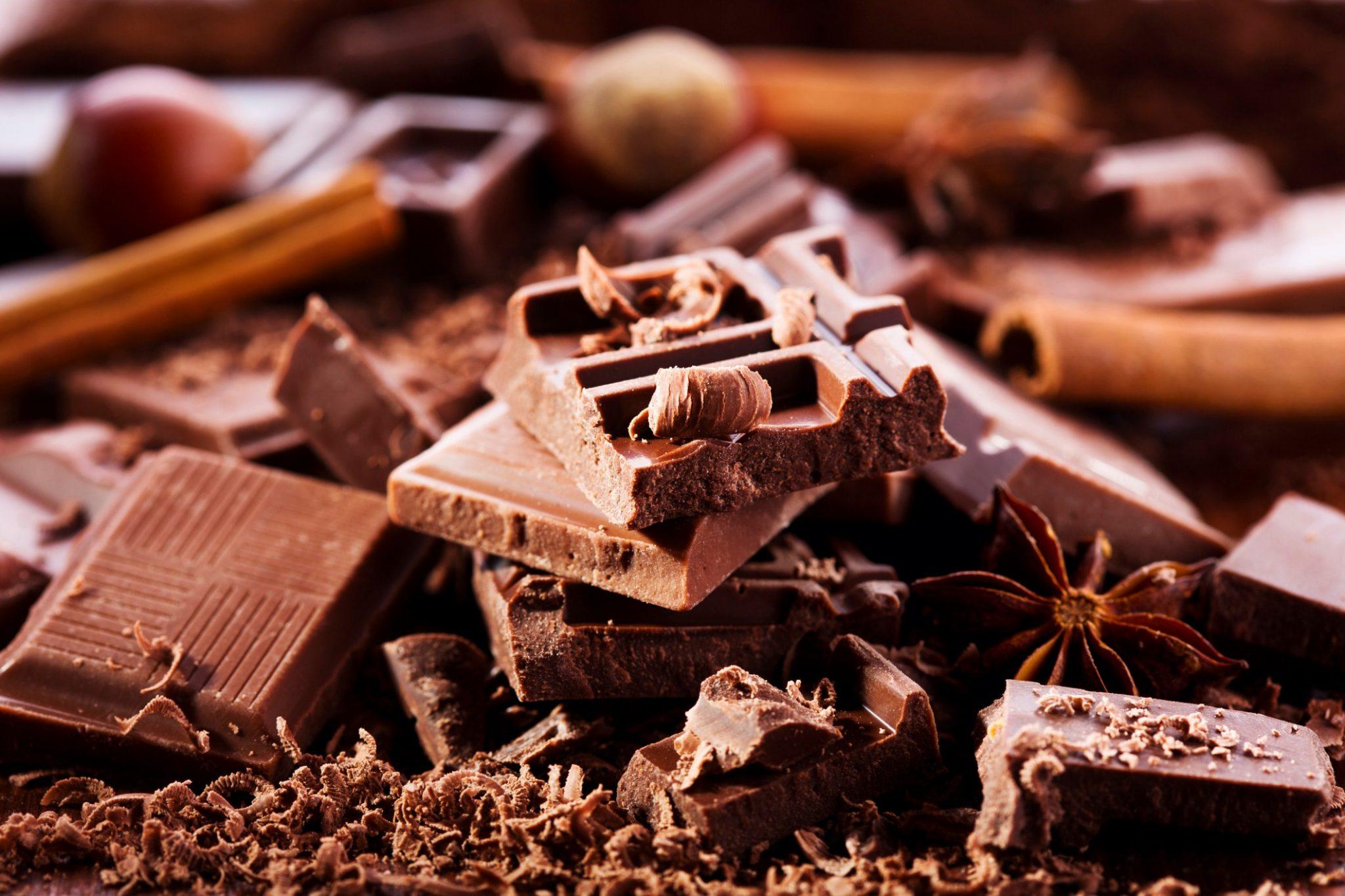 commercialiser chocolat