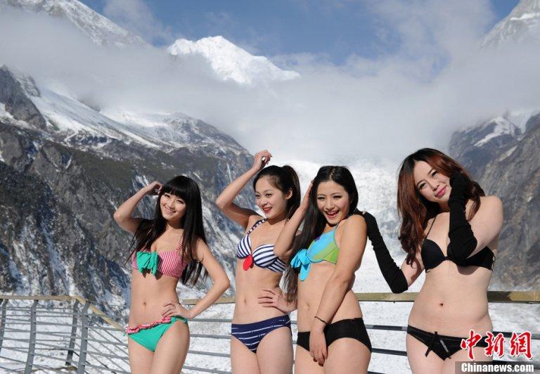 Buzz: La promotion du ski en Chine