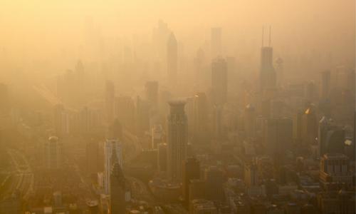 Un nouvel épisode d'airpocalypse