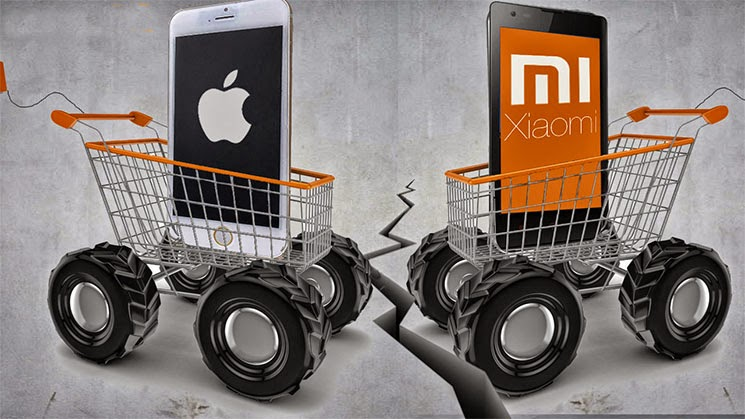 Xiaomi propose d'échanger son iPhone contre le nouveau Xiaomi