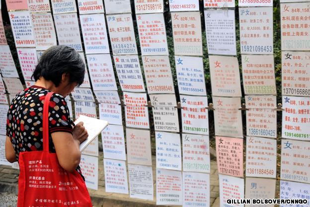 Les mariages arrangés en Chine, une tradition qui dure.