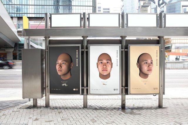 Hong-Kong donne un visage aux déchets