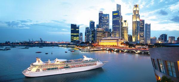 Le développement de croisières de luxe pour les touristes chinois