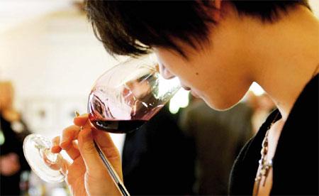 Succès des vins italiens en Chine
