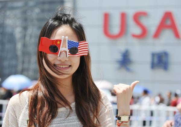 Les touristes chinois font les beaux jours des USA
