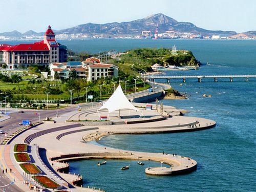 Focus sur la ville de Yantai