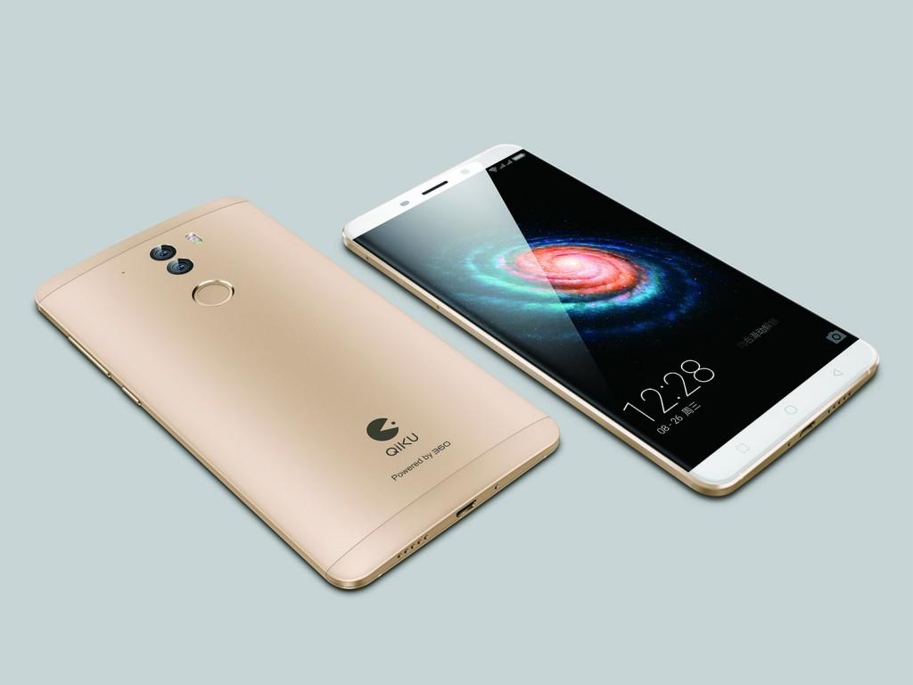 Qihoo lance une nouvelle gamme de smartphones