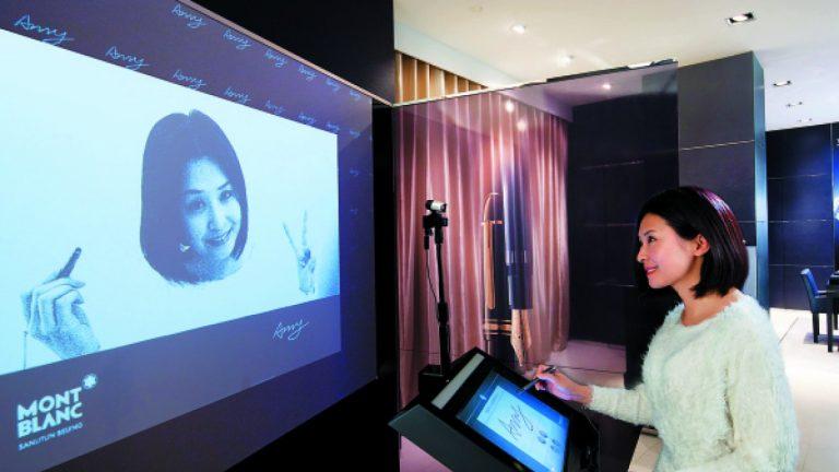 Quand les marques de luxe se mettent au digital pour la clientèle chinoise