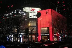 La Chine, le plus grand vivier de consommateurs de luxe dans le monde