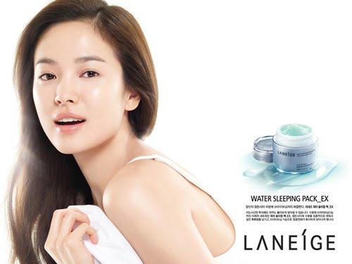 La cosmétique coréenne , grande championne de la beauté en Chine, devant les marques occidentales