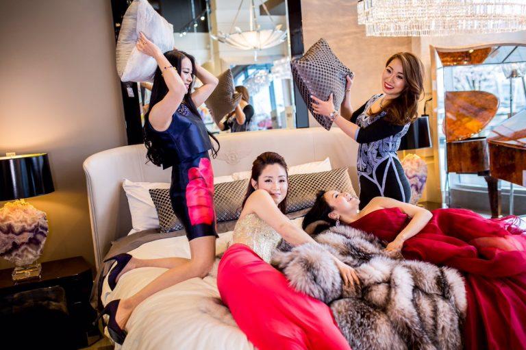 Les Fuerdais : le Lifestyle des Riches Enfants Chinois