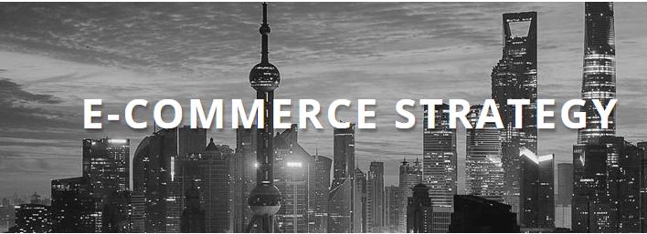 5 tendances du E-Commerce Chinois