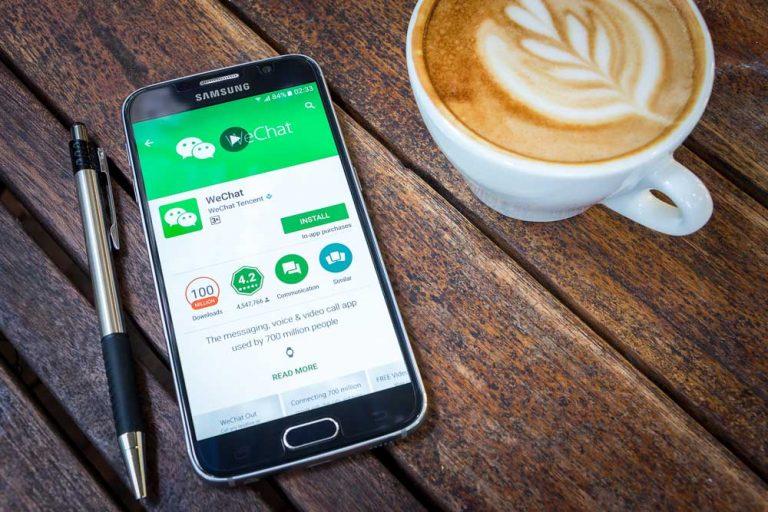 Comment créer un compte officiel Wechat ? (Depuis la France ou l'étranger) en 2020