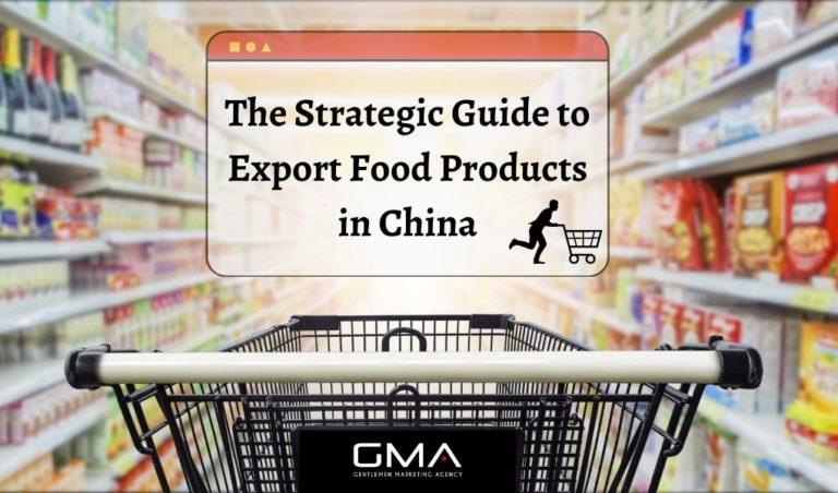 Le Guide Export de l'Agro Alimentaire en Chine