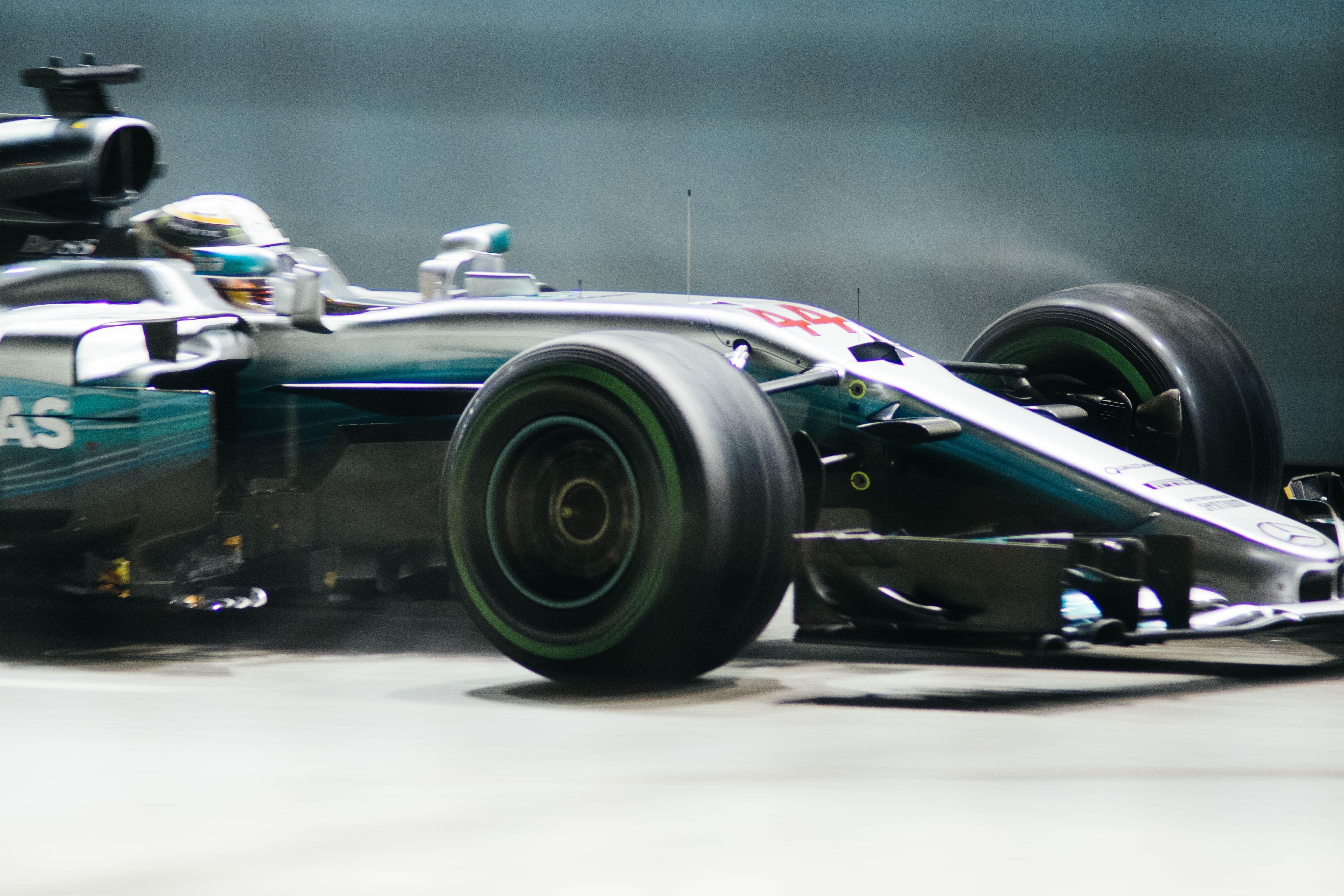 karting formule 1
