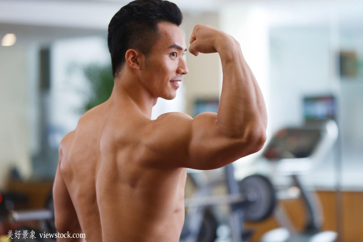bodybuilder chinois