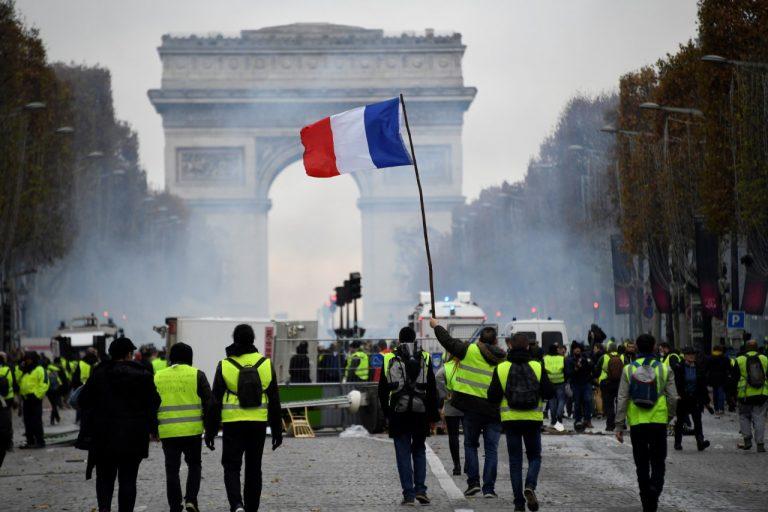Effet Gilets Jaunes, les touristes chinois ont peur de visiter la France