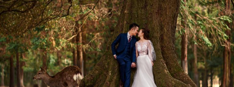 L'industrie des photos de mariage en Chine estimée à plus de 30 milliards de dollars