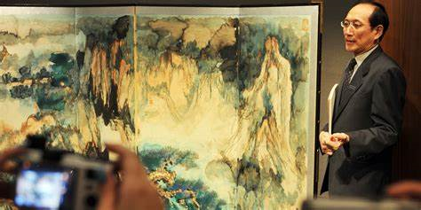 La Chine et l'art : un marché porteur