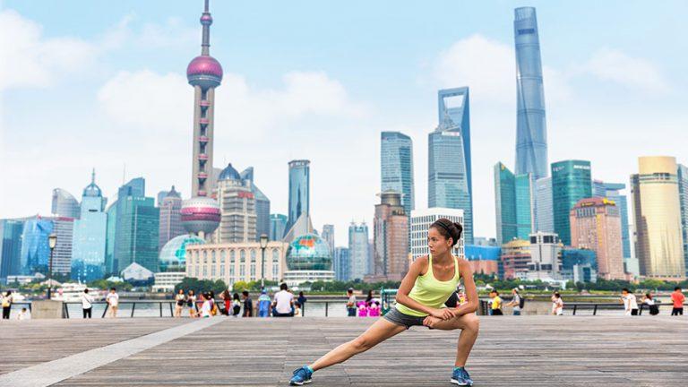 L'industrie du Fitness et du Yoga en chine