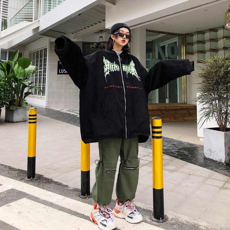 Les marques chinoises de streetwear gagnent du terrain en Chine