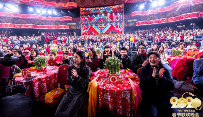 La stratégie marketing d'Alibaba lors du gala du Festival de printemps en Chine