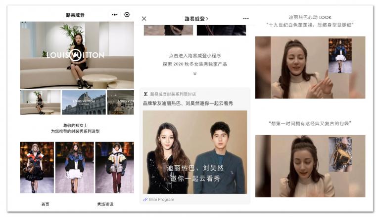 Le digital a sauvé certaines marques de luxe en Chine durant la crise COVID-19