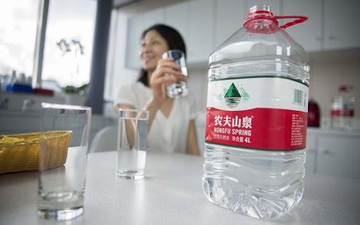 Le marché de l'eau minérale en Chine en pleine croissance