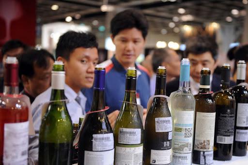 La marque leader d'alcool en Chine est …