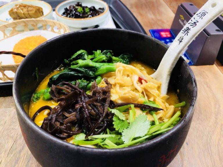 Tencent : le nouvel actionnaire de la chaîne de restauration Hefu Noodle