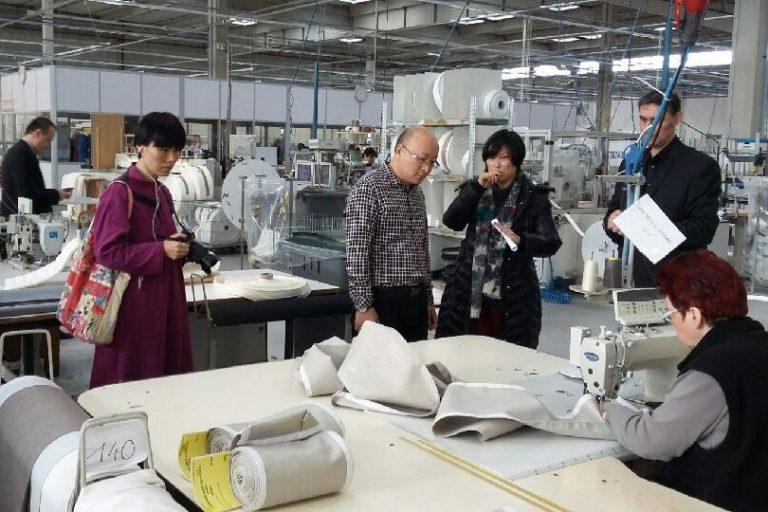 Les matelas haut de gamme sont demandés en Chine