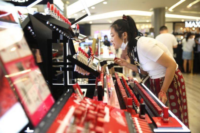 La Chine, 1er acheteur de cosmétiques Made in France
