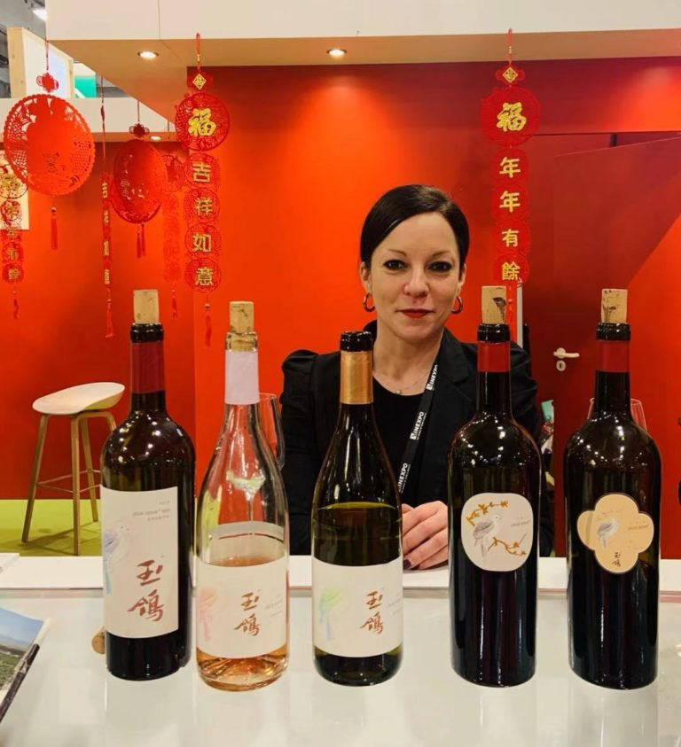 Interview de Christelle Chene,  Ambassadeur de Ningxia Xige Estate