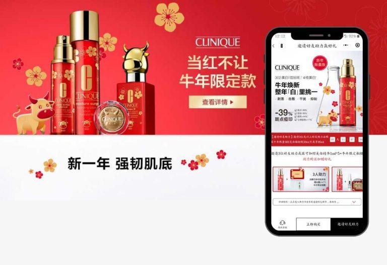 Les dépenses «e-Commerce» pendant le nouvel an chinois
