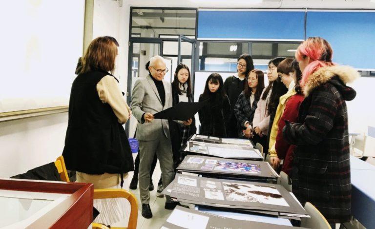 Interview d'Henri Joli, le conseiller secret des Stylistes chinois