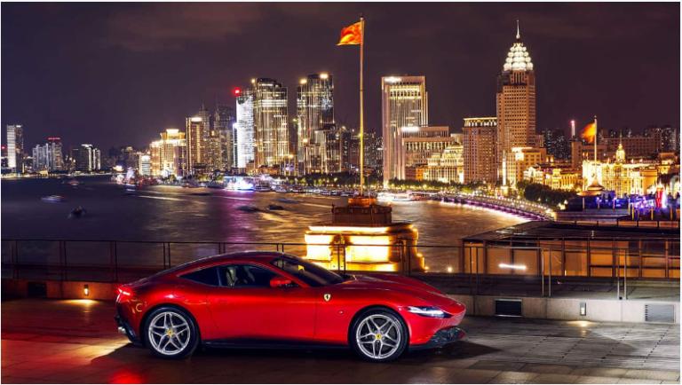 Guide de l'Automobile Haut de Gamme en Chine